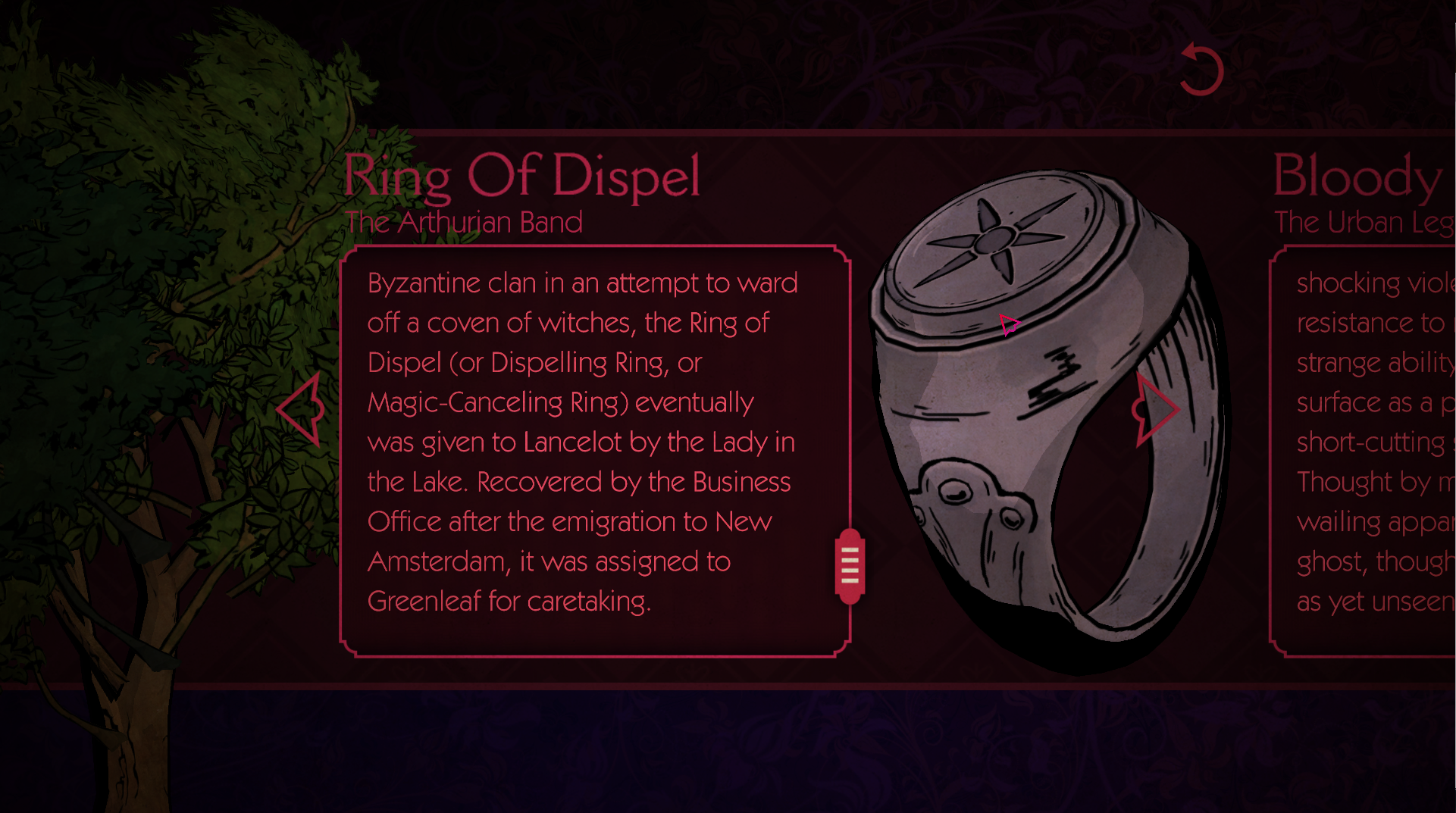 Image result for ring of dispel