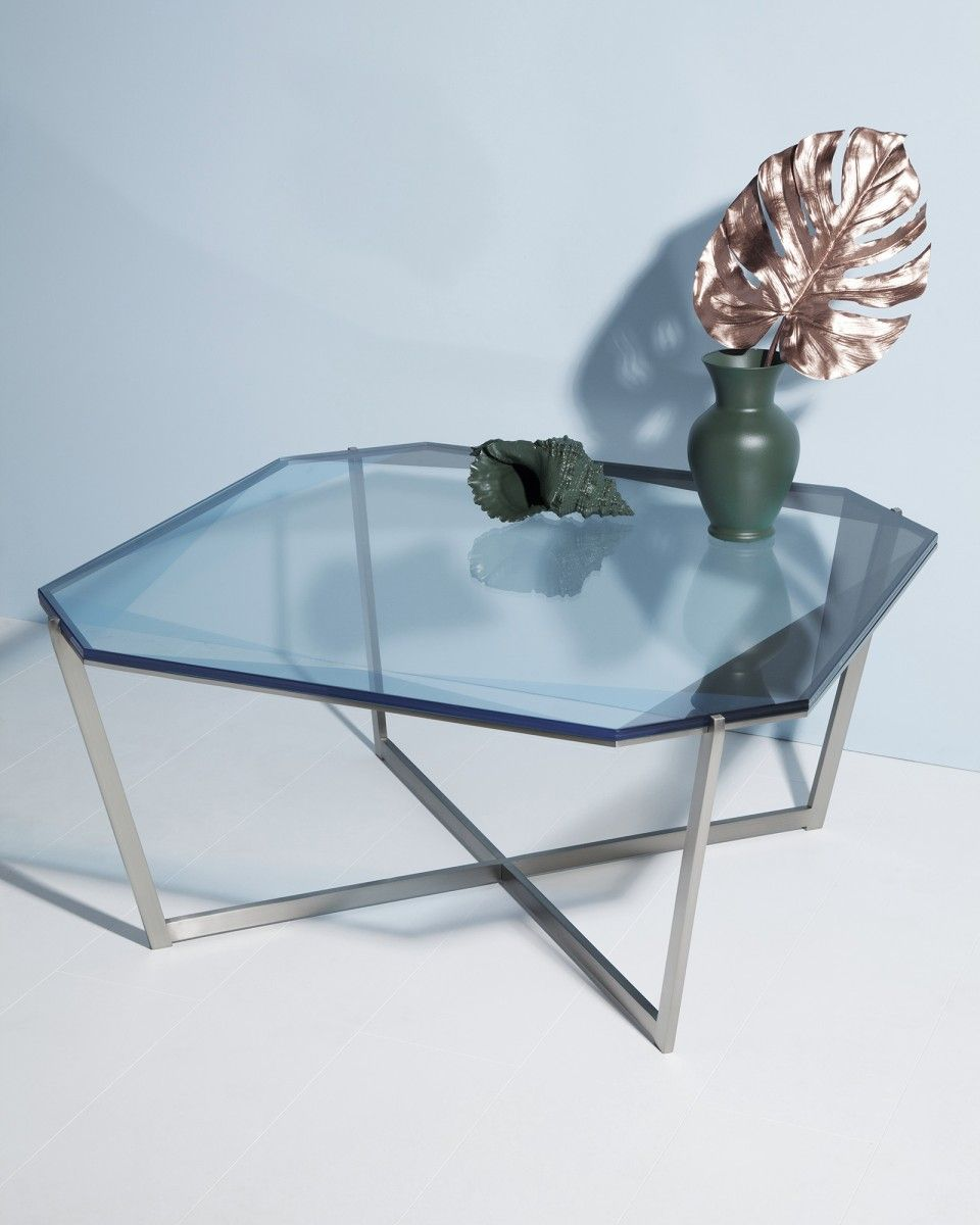 Square Gem Coffee Table