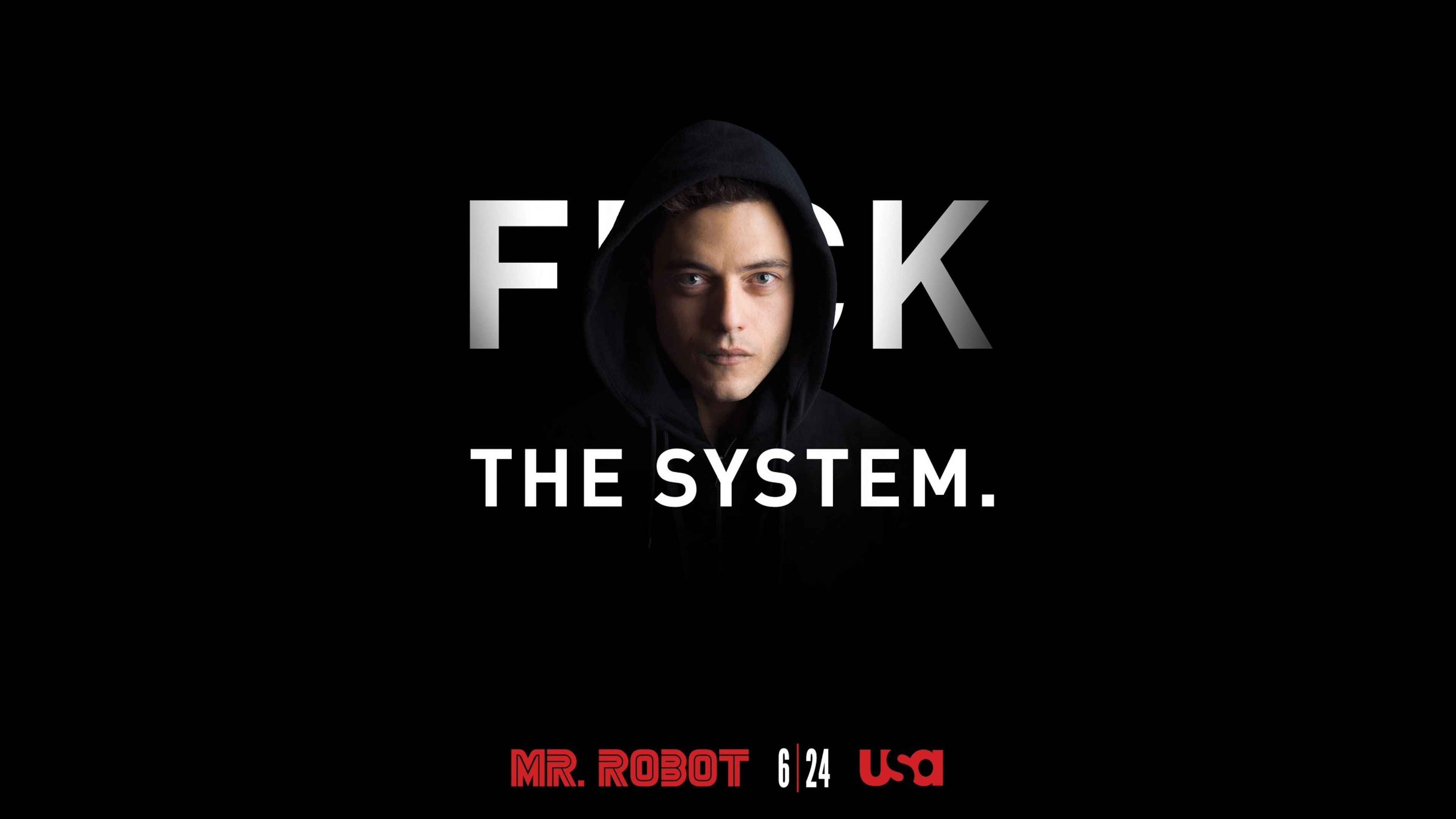 3840x2160 Mr Robot 4k Free Pc Wallpaper в 2019 г