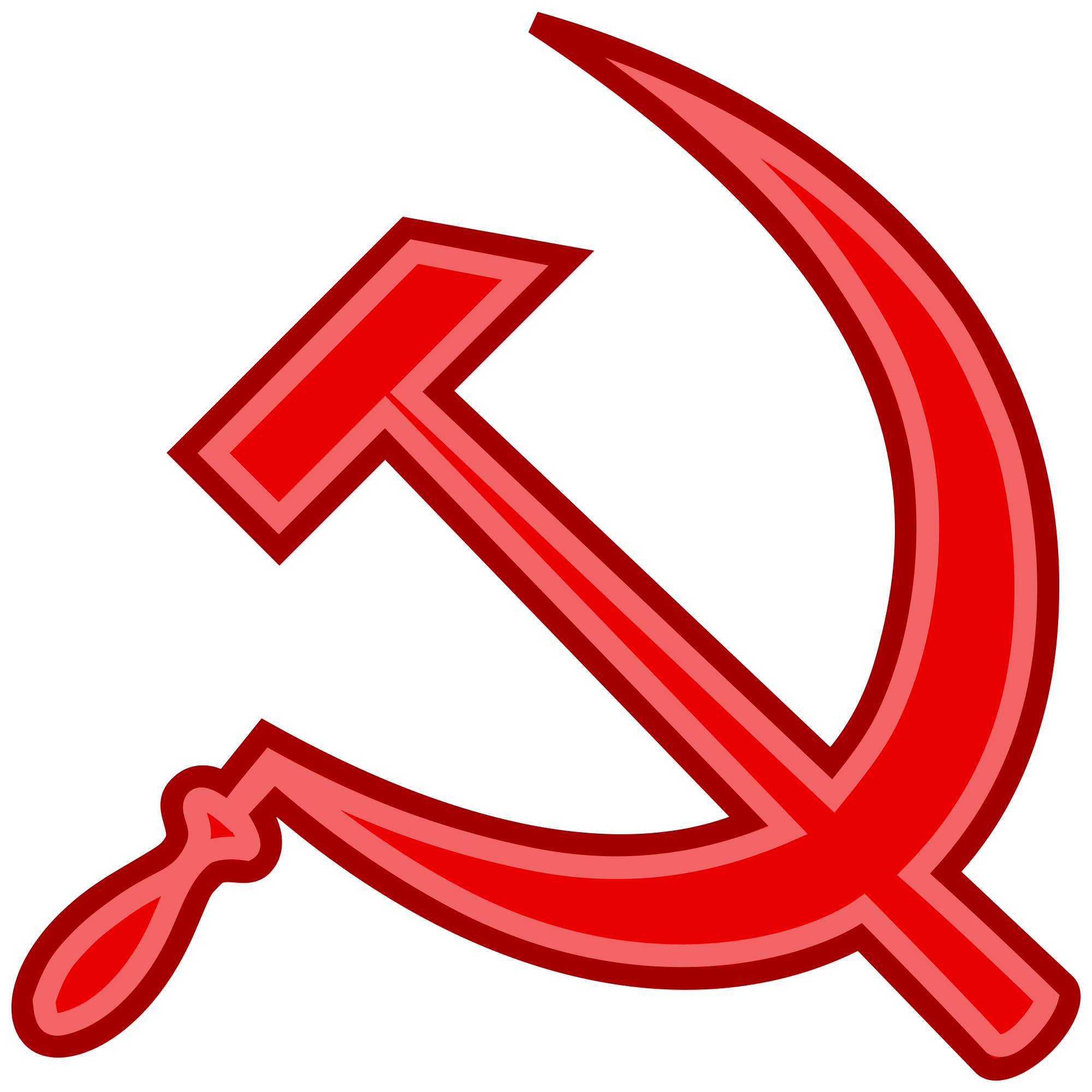 Traditional Hammer And Sickle Logo Hammer And Sickle Hammer Symbols