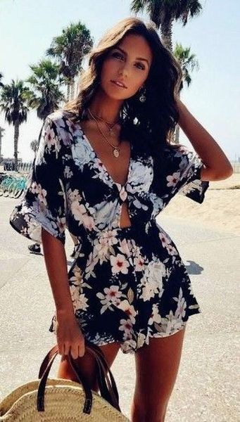 31 Pretty Summer Outfits you Must to Try in holiday