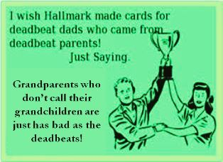 Pin On Deadbeat Dad Quotes