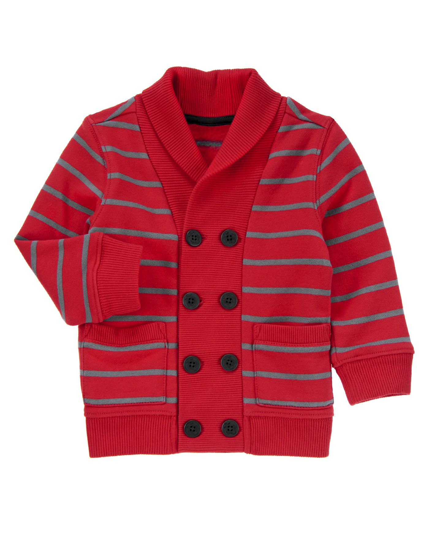 Shawl Collar Fleece Cardigan | Babies clothes and Babies