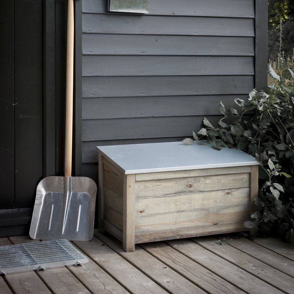 Outdoor Storage Box   Small Https://www.willowandstone.co.uk