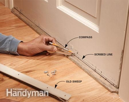 Replace Your Weather Strip From Family Handyman For Old Wooden Doors Found In Older Homes & Door Strip Bottom \u0026 Vinyl And Pile Door Bottom Weatherstripping WJ ... Pezcame.Com