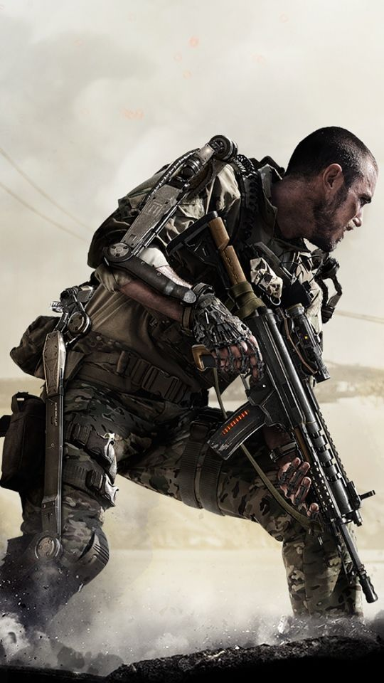 Android HTC Sensation 540x960 Call of duty Wallpapers HD
