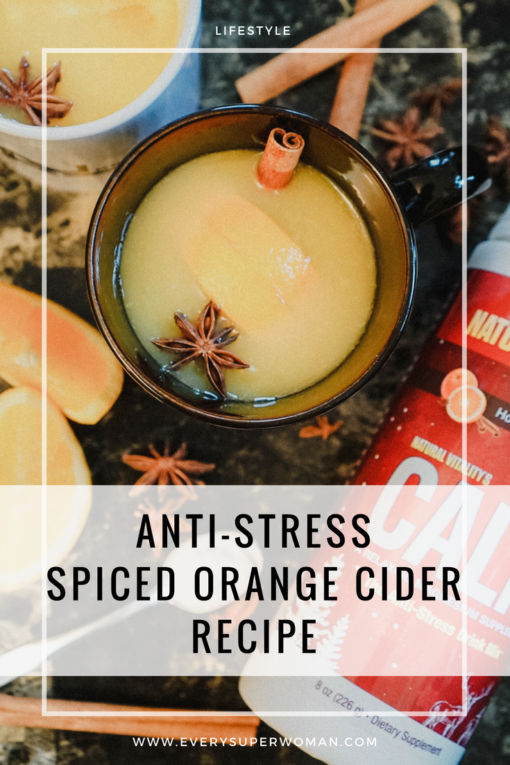 Anti stress orange spiced cider recipe spiced cider holidays anti stress orange spiced cider forumfinder Choice Image