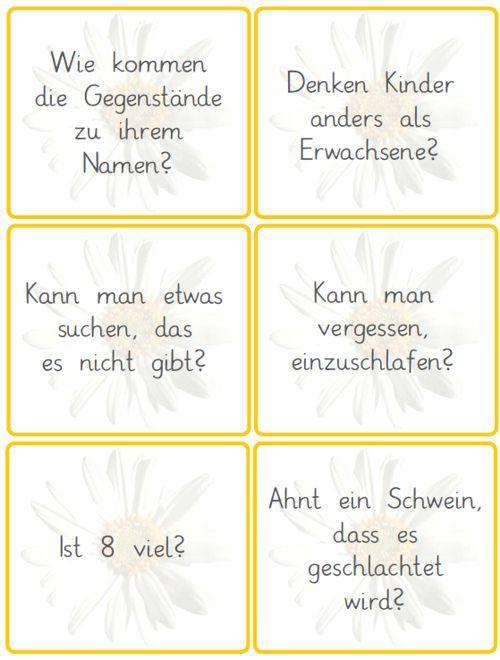 Material Intern Zaubereinmaleins Designblog Zaubereinmaleins Philosophieren Philosophieren Mit Kindern