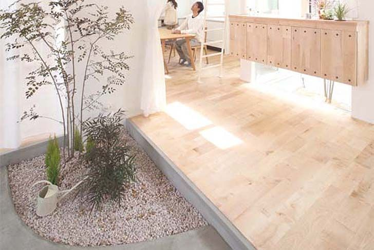 Superior ALTS Design Office Kofunaki House Natural Light 4.jpeg (728×486) | Japanese  Architecture | Pinterest | Trees And Shrubs, Trees And Design Offices Awesome Design