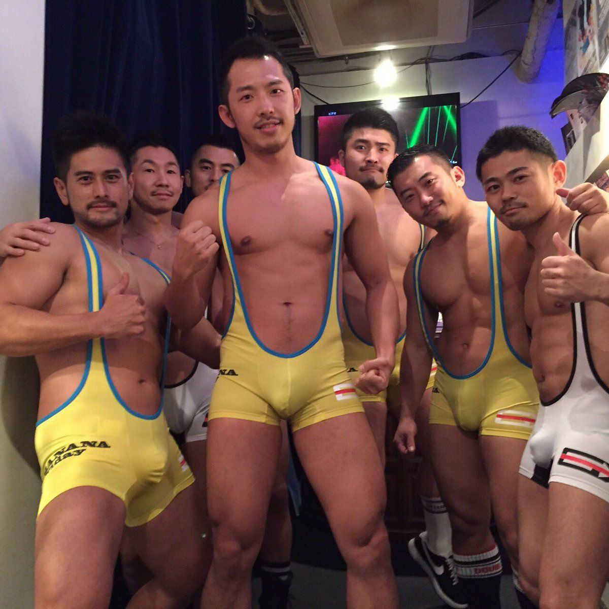 Join. happens. Japanese stripper photos