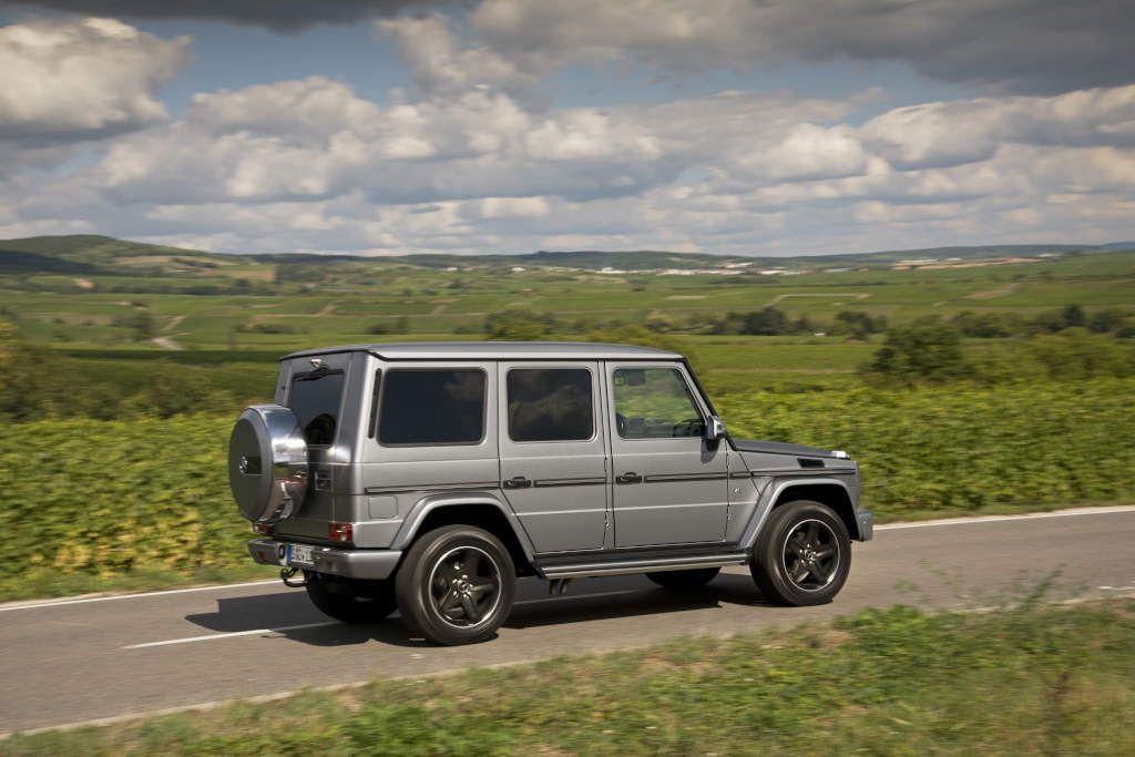 List View | Daimler Global Media Site > Brands & Products > Mercedes-Benz Cars > Mercedes-Benz Passenger Cars > G-Class