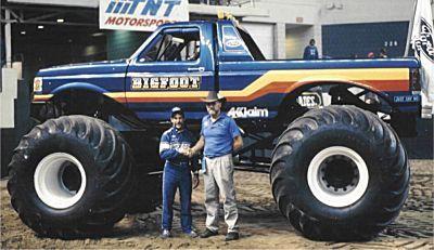 Bigfoot 4x4 Inc The Original Monster Truck Monster Trucks