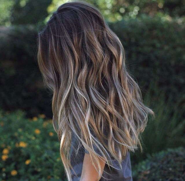 Next Haircolor For This Winter Winter Dark Brown Highlights