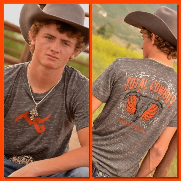 Wearing Total Cowboy Is Ryder Wright Son Of 2 Time World