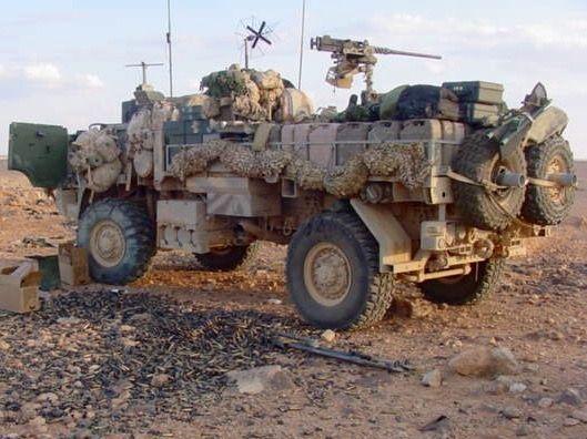 SF M1078 LMTV | Military vehicles, Army vehicles, War pigs