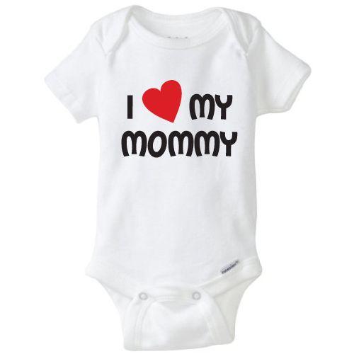 BABY Onesie LOVE
