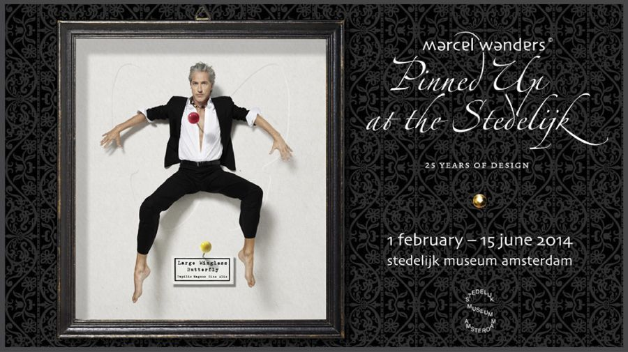 Marcel Wanders Pinned Up.Marcel Wanders Pinned Up At The Stedelijk Think Think