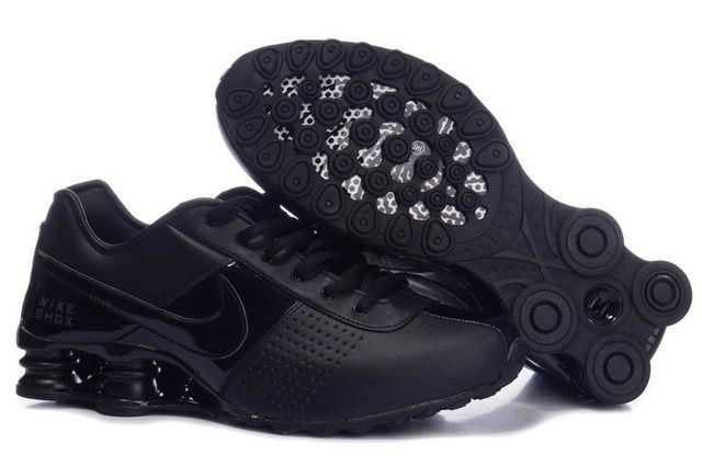 vente meilleur endroit Toutes Les Femmes Noires Chaussures Nike Shox limité O0EF9YaJ7