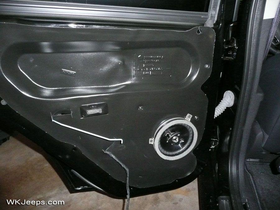 Jeep Grand Cherokee Wk Interior Trim Removal Jeep Grand Jeep Grand Cherokee Jeep