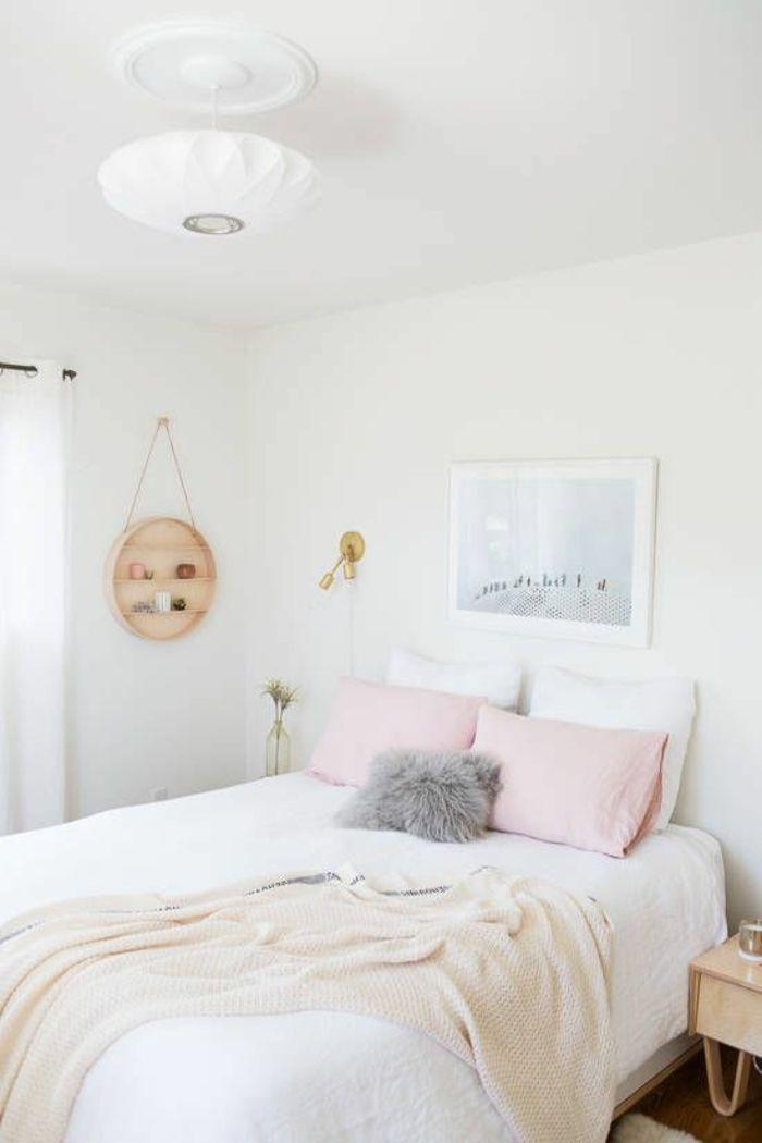 ▷ 1001 + Idées pour une chambre rose poudré + les intérieurs 2018