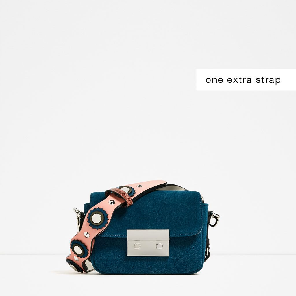 Mini leather tote bag zara - Pre Fall 2017 Trends For Women S Bags At Zara Online The Latest Backpacks And Mini Leather Fringe Embroidered Metallic Or Bucket Bags For Any Occasion