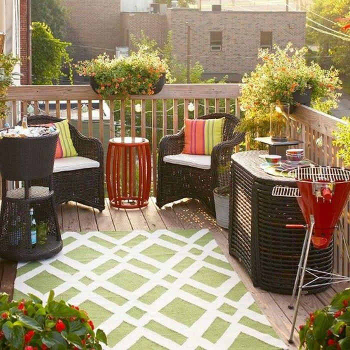 Terrasse-blumen-gestalten-39. blumen garten-terrasse gemütliche ...