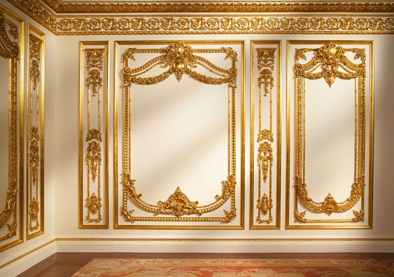 Wall Panelling My Quot Dream Quot Home Rococo Furniture