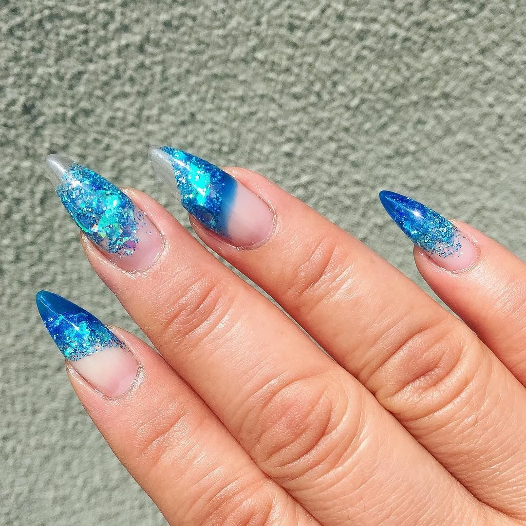 Young Nails Inc on Instagram: Some futuristic nails for