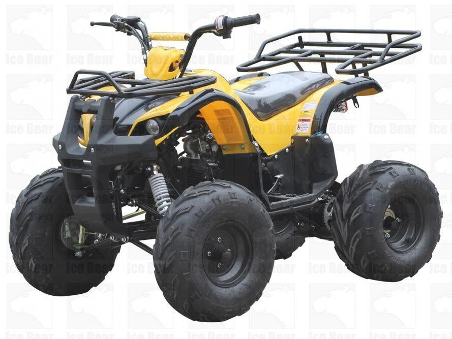 High Power ATV 125cc Utility Style w/Honda CG Series Clone