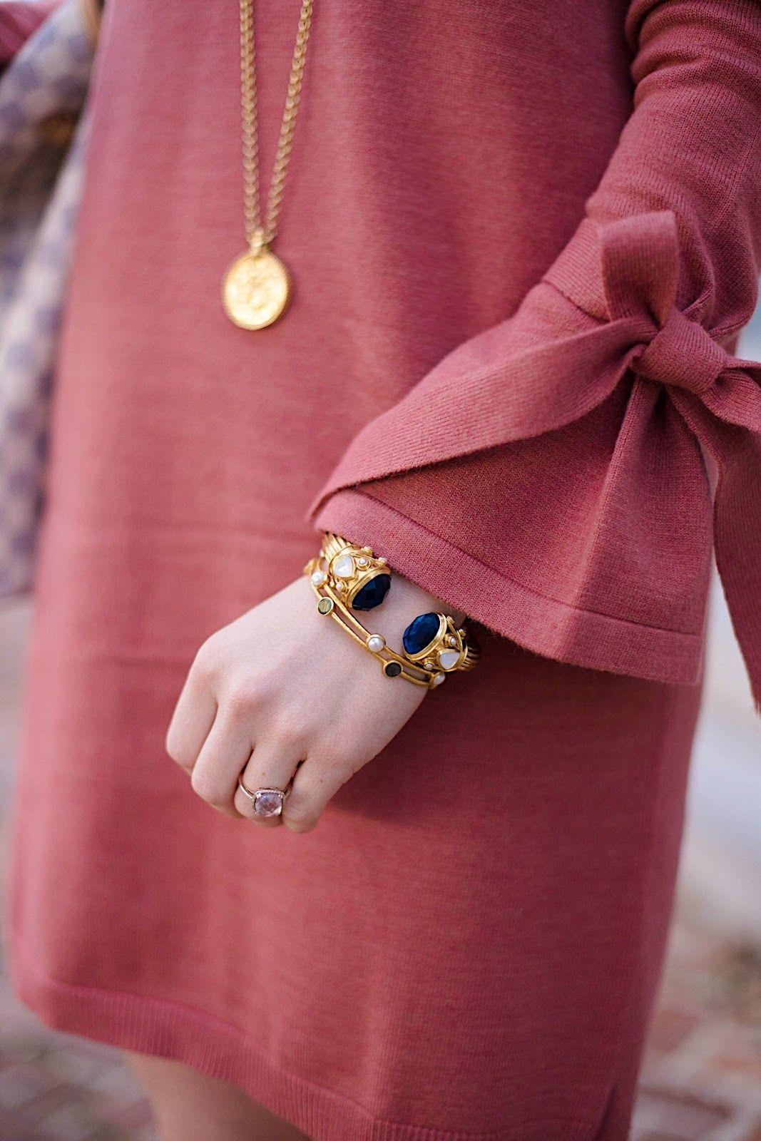 bbfc90b8953 Julie Vos Necklace and Bracelets - Something Delightful Blog