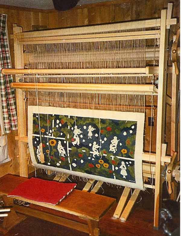 Used Glimarka Tapestry Loom - for sale. | *Weaving / LOOMS ...