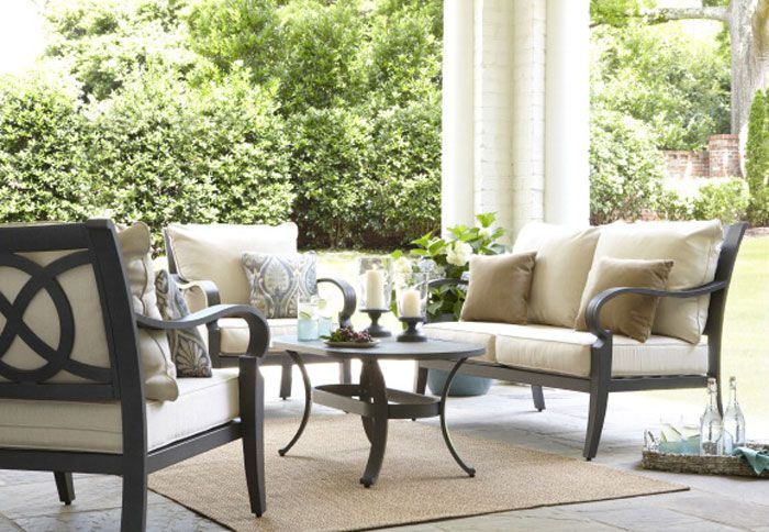 Allen Roth Patio Furniture I Want