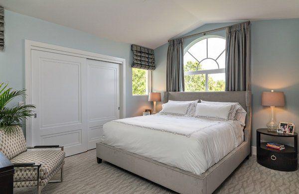 Modern Bedroom Closets Designs Bypass Closet Doors Space Saving Design Ideas