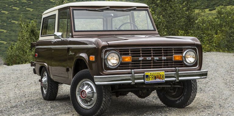 UAW Contract Hints That Ford Bronco and Ranger Could