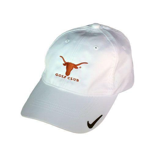 e1ab22a2eb3 The University of Texas Golf Club Online Store - Nike Women s Tech Hat (3  colors