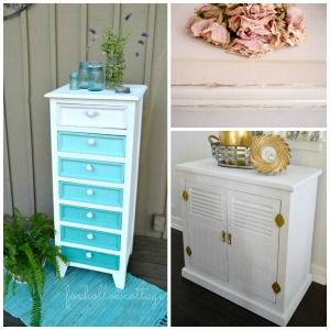 Beginner Friendly Painted Furniture Makeover Ideas And Tips Fox Hollow Cottage