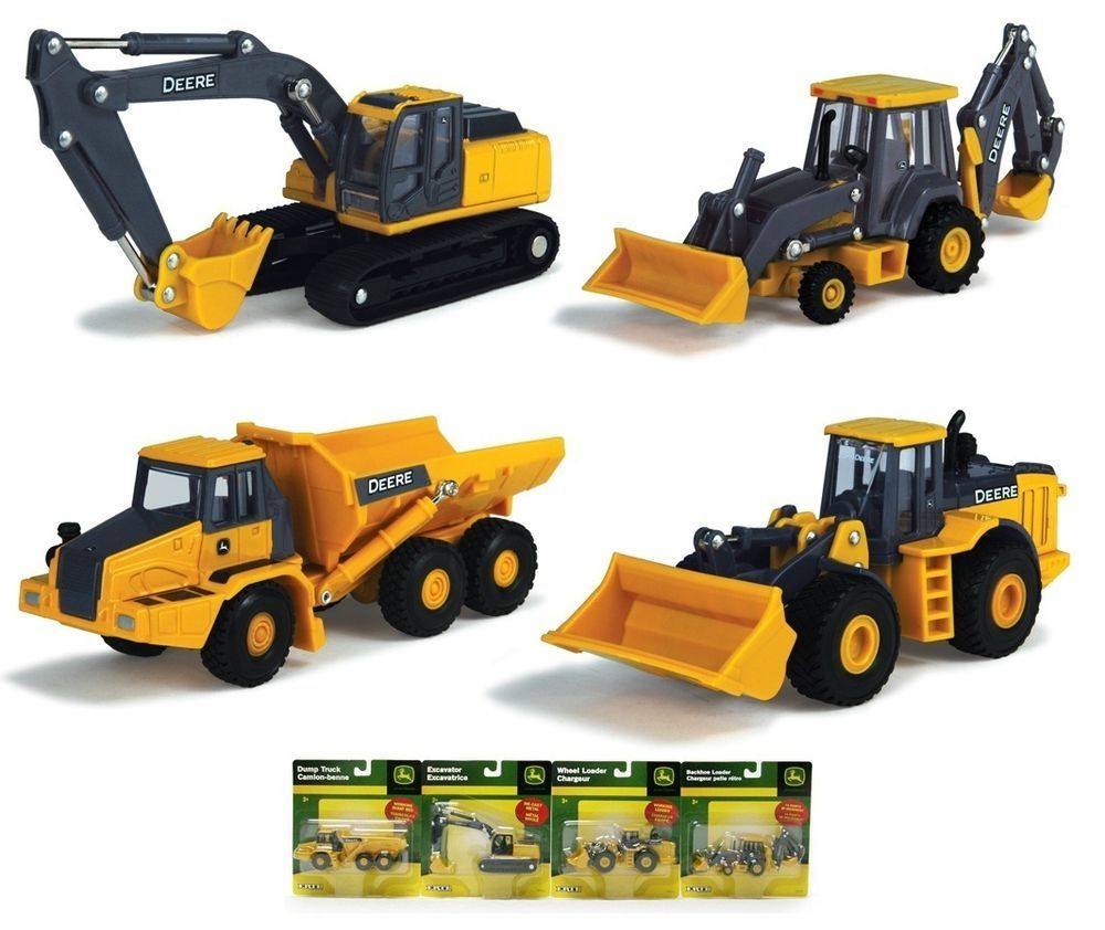 Toy Construction Equipment : Toy construction tractors imgkid the image kid