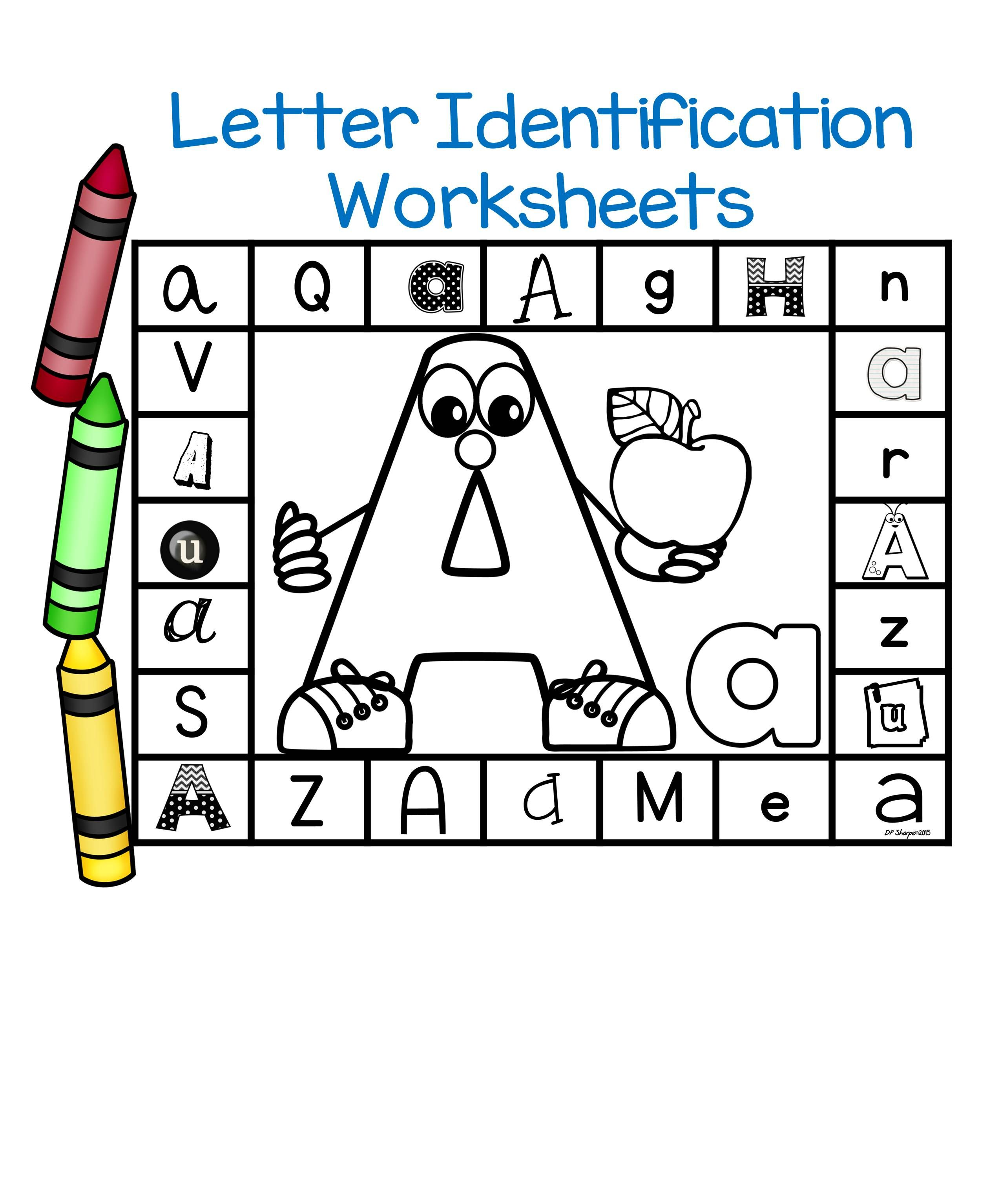 A set of worksheets for your little learners to practice ...