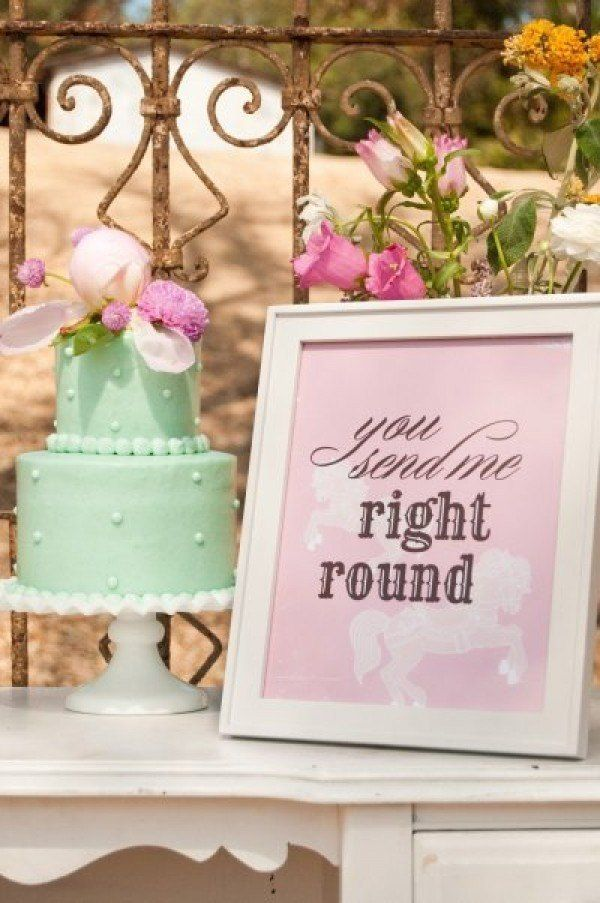 Oh my, what goes around comes around...my wedding colors December 17 ...