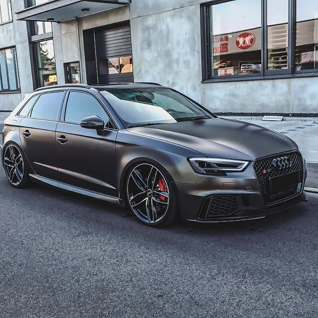 Rs3 Satin Grey Audi Everything Audi Wagon Audi A3 Sportback