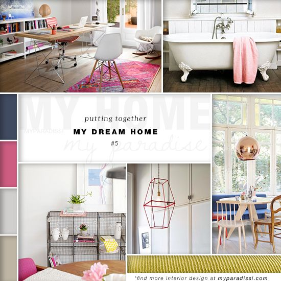 Putting together my dream home: City apartment with casual and eclectic touches | My Paradissi