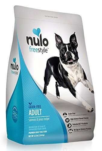Nulo Grain Free Dog Food All Natural Adult Dry Pet Food Dry