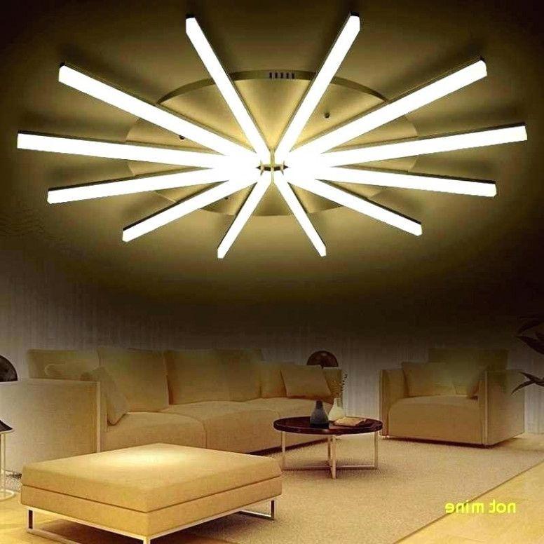15 Unvergessliche Momente Von Wohnzimmer Lampe Decke Led