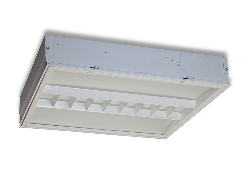 Ge Lumination Led Luminaire Ac Series Lighting North