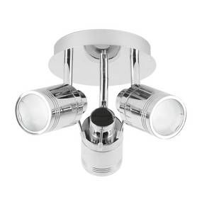 Scorpius 3 Light Spotlight Our Bedroom Bathroom Ceiling Light Bathroom Spotlights Bathroom Lighting