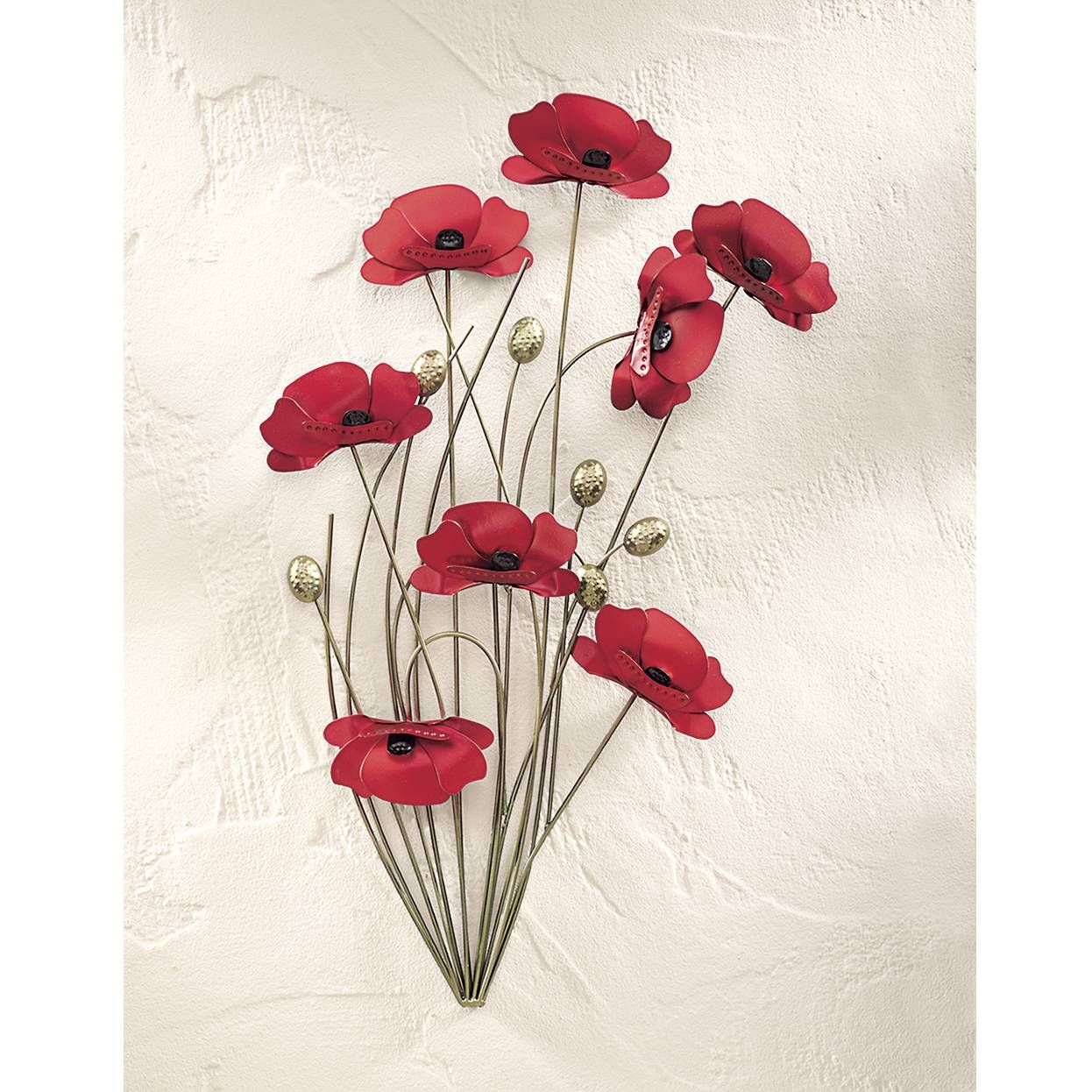 Bright Poppies Wall Art BestSelling Gifts, Clothing