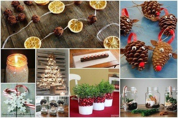 32 Homemade Eco Friendly Christmas Decorations That Look Stunning Eco Friendly Christmas Decorations Eco Friendly Christmas Homemade Christmas Tree Decorations