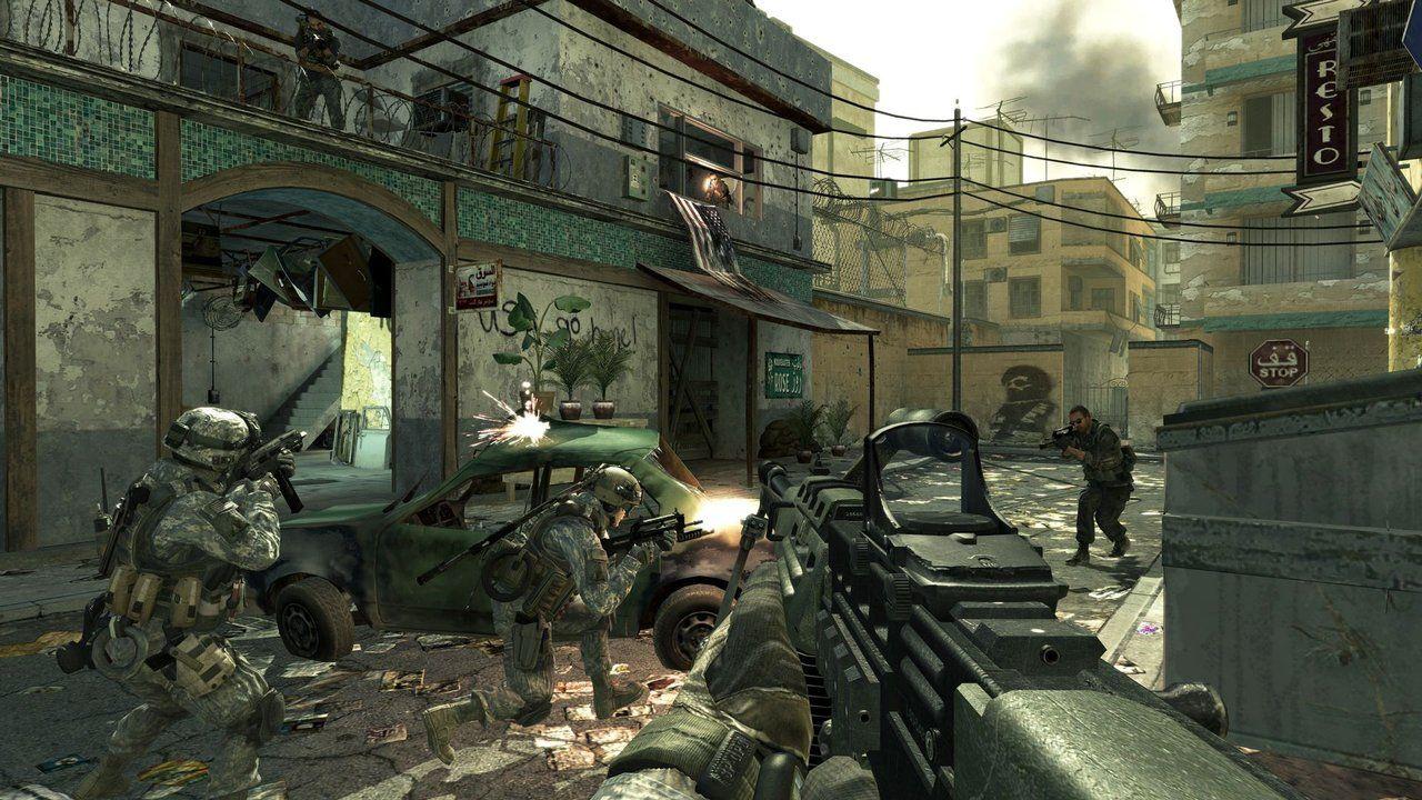 Call Of Duty Modern Warfare 3 Call Of Duty Modern Warfare 3 Gets A Trailer For Spec Ops Survival Call Of Duty Modern Warfare Advanced Warfare