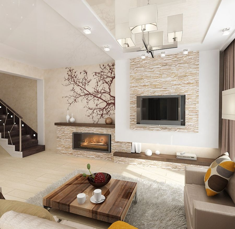 Soggiorno Con Pietra A Vista pin di lucia su casa | arredamento salotto idee, arredamento