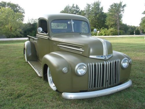 1946 Ford Other Pickups Ford Pickup Ford Truck Pickup Trucks